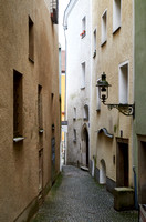 The Narrow Streets of Passau/Inn (Germany)