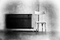 from the series: White Thonet (monochrome)